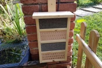 Neudorff Wildgärtnerfreude Bienenhaus
