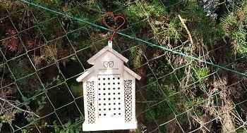 Insektenhotel von Nature Conform
